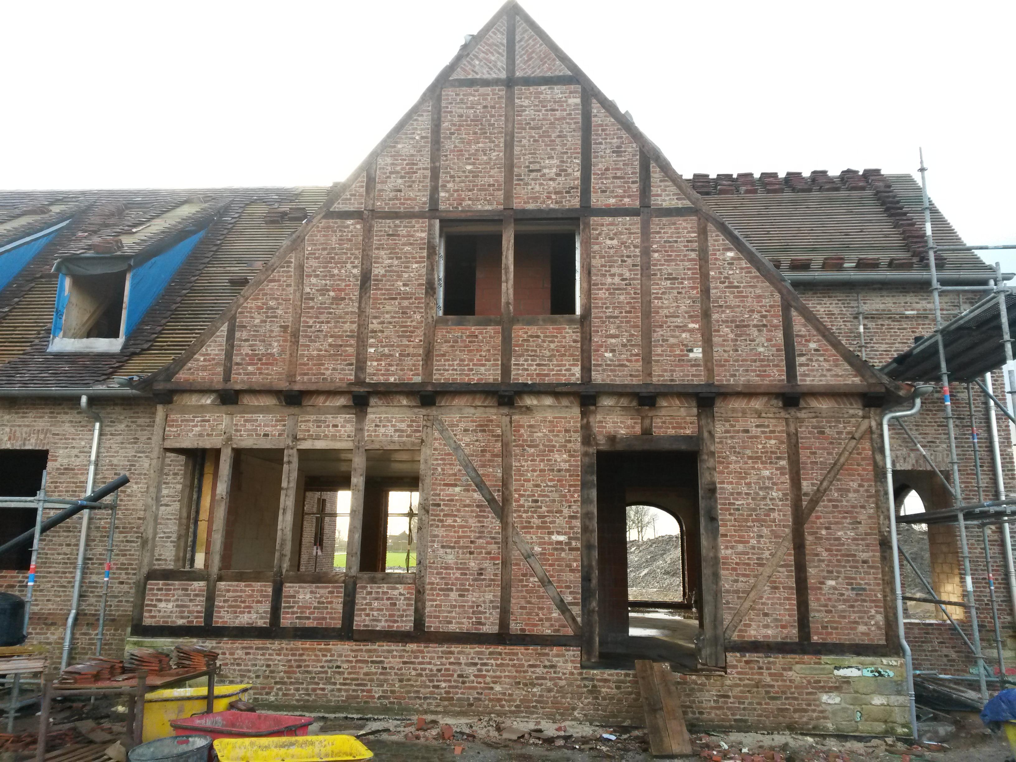 architect landelijke stijl marc lammerant